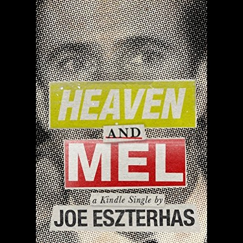 Heaven and Mel audiobook cover art