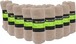 Best bulk plaid blankets Reviews