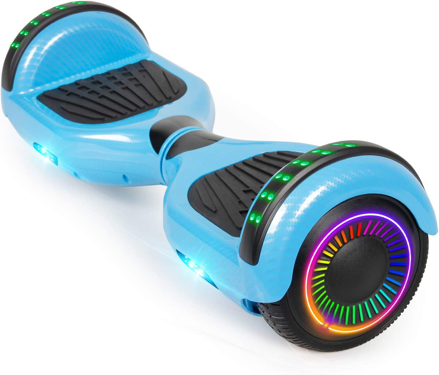 Felimoda Max 46% OFF Hoverboard 6.5 Inch self LED with Balancing mart
