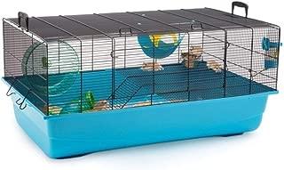 Savic Mickey 2 XL espaciosa jaula de ratón y hámster enano