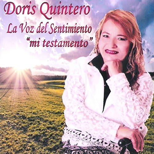 Doris Quintero  La voz del Sentimiento