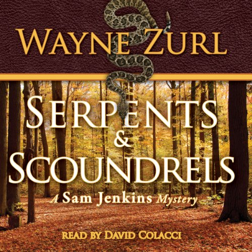 Serpents & Scoundrels  Audiolibri
