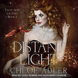 Distant Light, A Reverse Harem Romance cover art