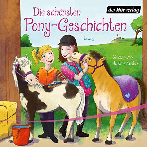 Die schönsten Pony-Geschichten Titelbild