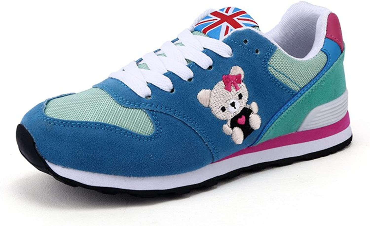 XDX Taste Of Life Cute Air Cushion Running shoes Women's Light Sports Mesh Casual Sneakers