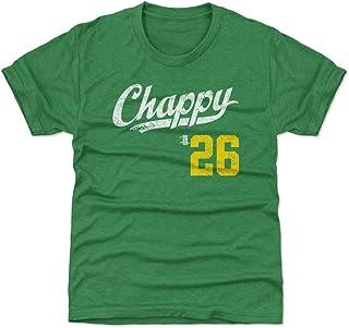 d7b2bd34b 500 LEVEL Matt Chapman Oakland Baseball Kids Shirt - Matt Chapman Chappy  Players Weekend Script