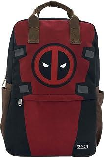 x Marvel Deadpool Cosplay Mochila para portátil