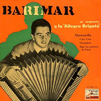 "Vintage Dance Orchestras Nº37 - EPs Collectors ""Barinar And His Accordion"""