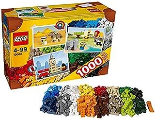 LEGO Young Builders Bricks & More Set #10682 Creative Suitcase