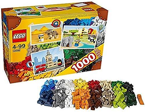 LEGO Steine u. Co 10682 - Starterkoffer 1000 Teile