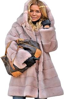 2156591e6 Amazon.com: Plus Size - Fur & Faux Fur / Coats, Jackets & Vests ...