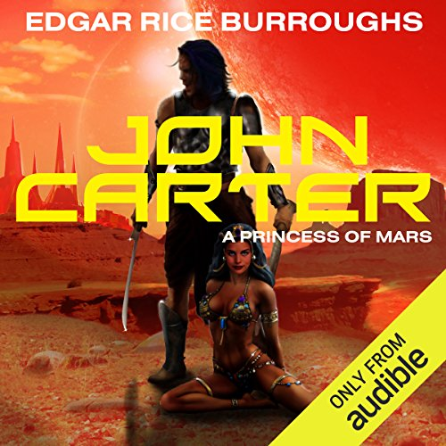 John Carter in 'A Princess of Mars' Titelbild