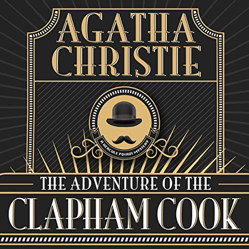 The Adventure of the Clapham Cook audiobook cover art