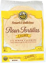 (NOT A CASE) Light Flour Tortillas