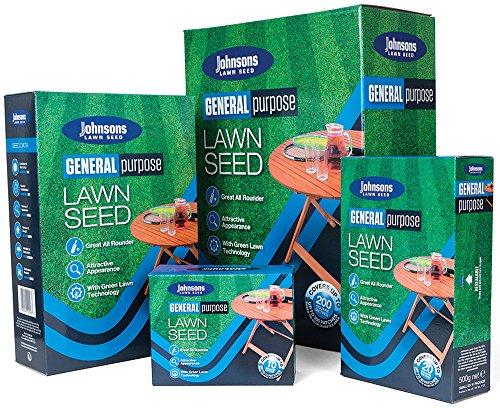 Decco Ltd Johnsons 556977 General Purpose Semences de Gazon 5 kg