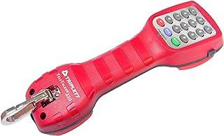 Triplett TeleTalker 3330 Lineman's Telephone Butt Test Set with ABN Test Clips