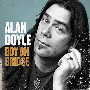 Boy On Bridge