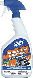 Gunk EBT32-6PK Engine Cleaner and Degreaser - 32 oz, (Case of 6)