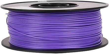 Inland 1.75mm Purple PETG 3D Printer Filament - 1kg Spool (2.2 lbs)