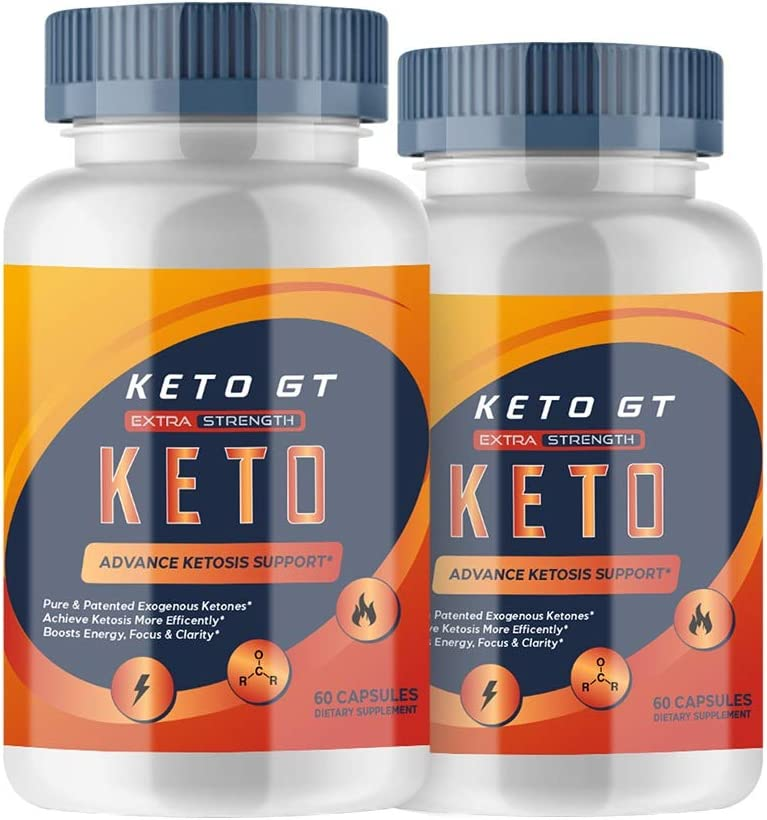 2 Pack Keto GT Pills Overseas parallel import regular item Challenge the lowest price of Japan ☆ Ket Weight - Management Formula
