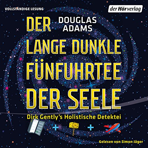 Der lange dunkle Fünfuhrtee der Seele     Dirk Gently 2              Written by:                                                                                                                                 Douglas Adams                               Narrated by:                                                                                                                                 Simon Jäger                      Length: 8 hrs and 15 mins     Not rated yet     Overall 0.0