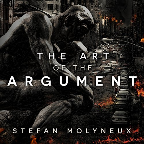 The Art of the Argument audiobook cover art