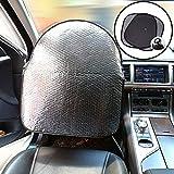El protector solar del volante cubre las persianas de los 50cm * 46cm...