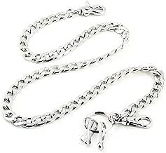 DoubleK Simple Strong Basic Biker Key Jean Wallet Chain (30