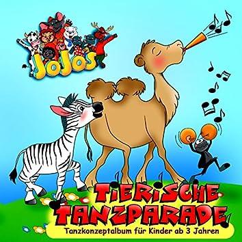 Tierische Tanzparade
