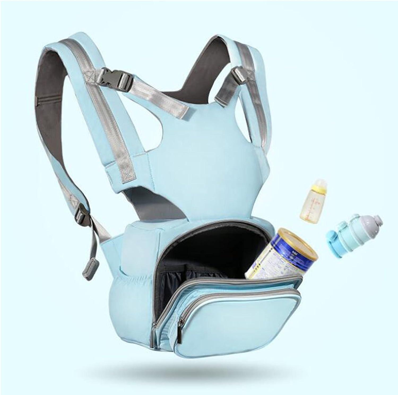 XU Baby-Hocker Babytrage Multifunktional Kann Gespeichert Werden Frontumarmung Anti-O-Beine Sommersaison Aufbewahrungstasche B07F668FJR  Sehr gute Qualität