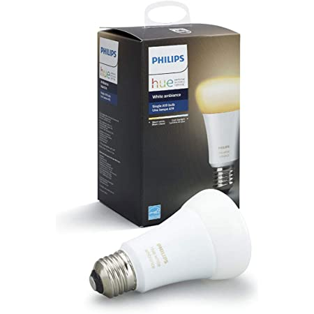 Philips 929001199803 Philips HueAmbiance 10.5W A19 E26