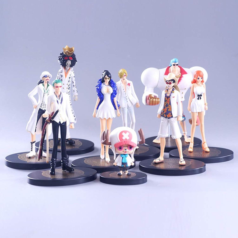 descuento de bajo precio WXFO Modelo Modelo Modelo Anime Estatua De Juguete Modelo De Juguete Ornamento Exquisito Decoración Manualidades   9 Set Completo  más vendido