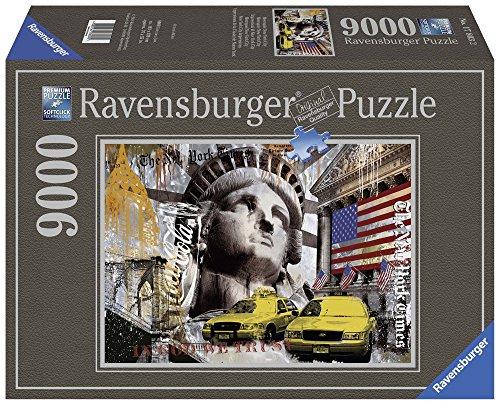 Ravensburger Italy-Puzzle 9000 Pezzi, 17803