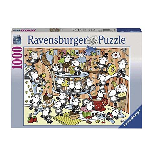 Ravensburger Puzzle 19610–Sheepworld: Cupcakes 1000Piezas