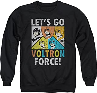 Shirt Roar Adult Ringer T Voltron
