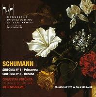 Schumann: Sinfonia 1: Sinfonia 3