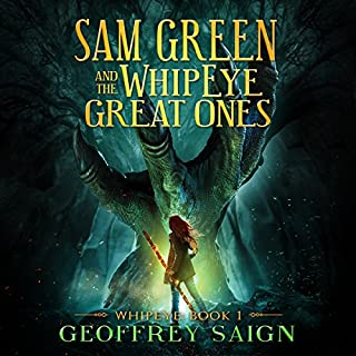 WhipEye                   By:                                                                                                                                 Geoffrey Saign                               Narrated by:                                                                                                                                 Lauren Holladay                      Length: 10 hrs and 6 mins     9 ratings     Overall 4.7