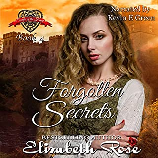 Forgotten Secrets  audiobook cover art