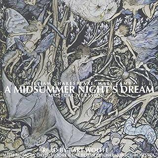 A Midsummer Night's Dream (Adaptation) cover art