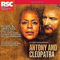 アントニーとクレオパトラ 音楽と語り