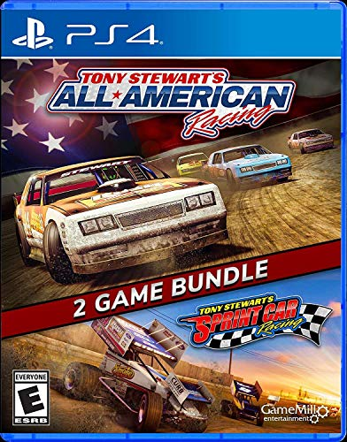 Tony Stewart All American Racing for PlayStation 4 [USA]