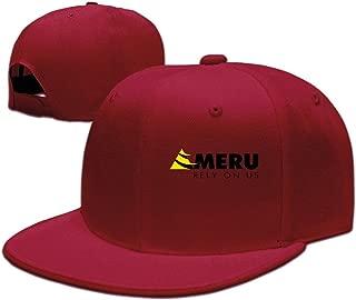 Meru Logo Quality Snapbacks