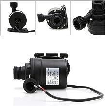 MeiZi 800L / H 5m DC 12V 24V Solar borstelloze motor watercirculatie Waterpomp (Voltage : 24V)