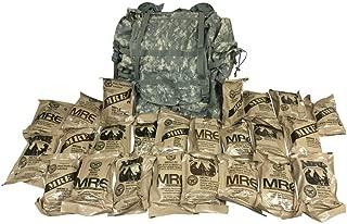 a bag military