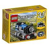 LEGO - 31054 - Creator - Jeu de Construction - Le Train Express Bleu