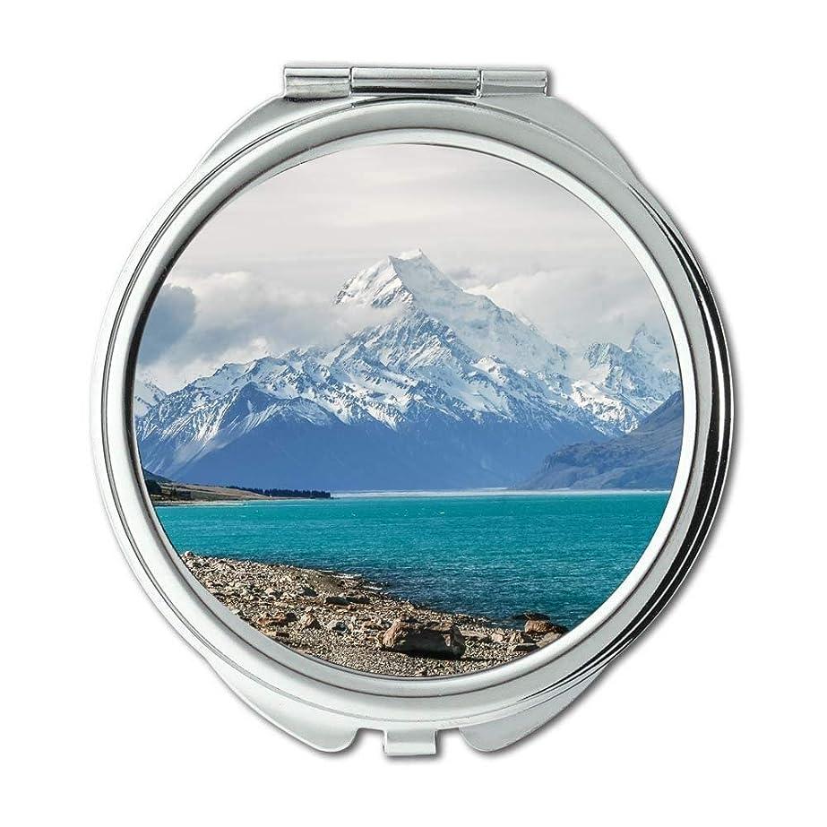 レール現実にはアームストロングミラー、トラベルミラー、ベイビーチ美しい眺め、ポケットミラー、携帯用ミラー