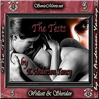 The Tests audiobook cover art