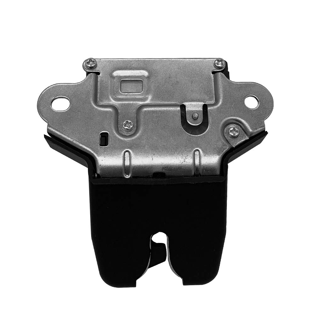 HY-SPEED 719-904 Rear Tailgate Latch Hatch Lock Liftgate Actuator Motor Trunk Lid Latch Handle Assembly 81230-C1010 81230C1010 for 2015 2016 2017 15 16 17 Hyundai Sonata