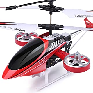 Mini Resistance 2.4G Airplane Toy Gifts Model Quad Copter Toys Remote Control Aeroplane RC Aircraft 4.5CH Glider Plane New...