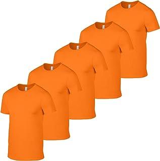 3c28624aed0b Wholesale Clothing UK 5 Pack Gildan T Shirts Mens T Shirt and Sizes
